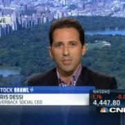 Chris Dessi on CNBC - Twitter Stock