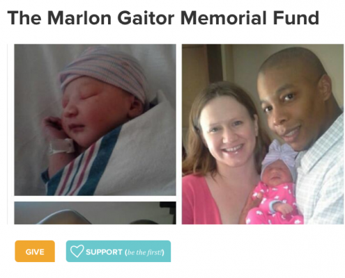 Marlon Gaitor Memorial Fund