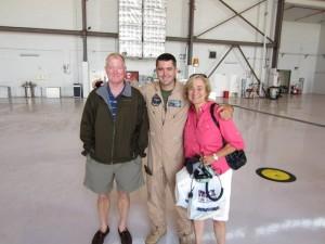 Chris & His Parents