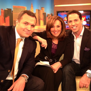 Greg Kelly, Rosanna Scotto, Chris Dessi