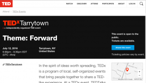 TEDx Tarrytown Chris Dessi