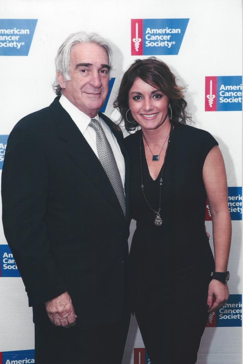 tom shine & wife Debbie