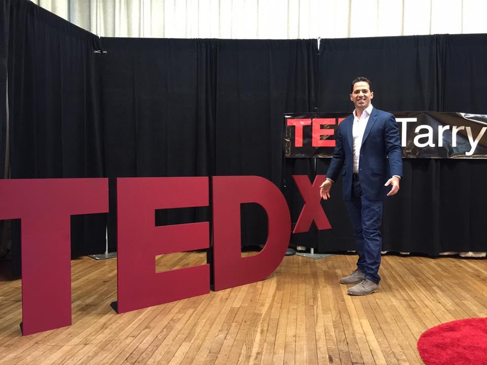 Chris Dessi TEDx