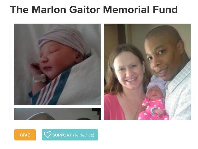 Marlon Gaitor Memorial Fund