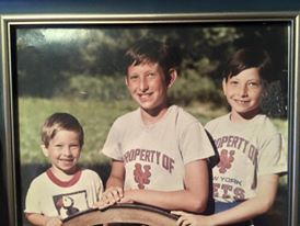 Dave Kerpen & his brothers