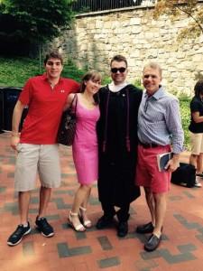 Lew Leone & Family