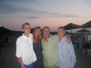 Sheila & Family