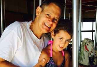 Ray & his daughter Sophie